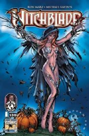 Witchblade #139 Long Beach Comic Con LBCC Variant Top Cow comic book